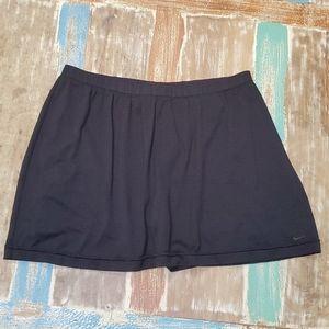 Vintage Nike Dri-Fit Perforated Tennis Skort Skirt